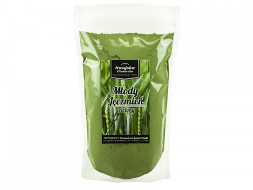 zielony jęczmień w ciąży